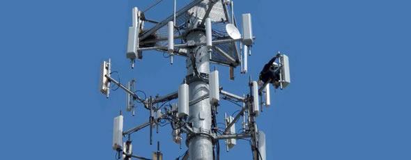 radiacion electromagnetica antena telefonia movil umts