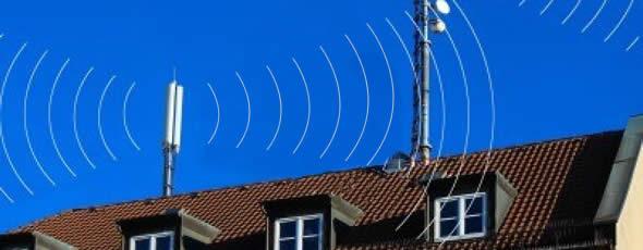 antenas telefonos moviles radiacion electromagnetica