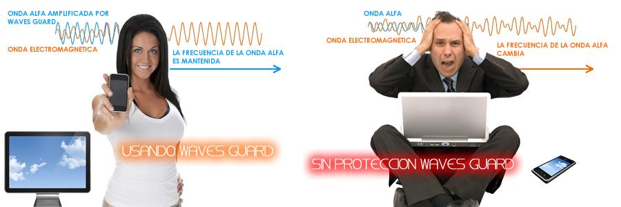 protectores ondas electromagneticas