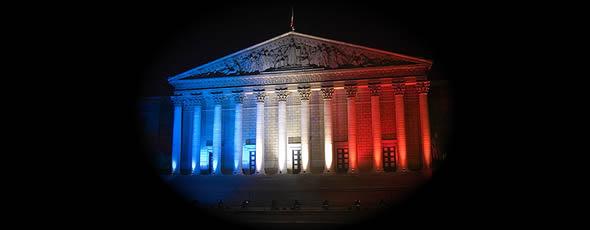 leyes contra radiación electromagnética en Francia