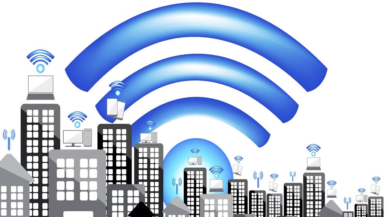 radiación electromagnetica wifi