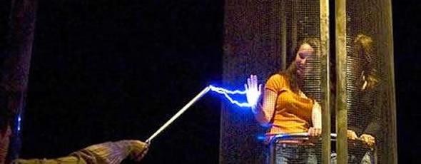 radiación electromagnética jaula faraday