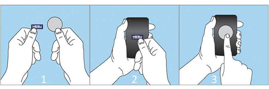 instalar protector rdiaciones electromagnéticas teléfonos moviles